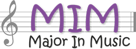 Major In Music Logo